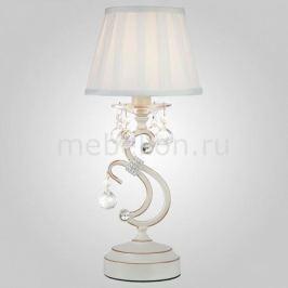 Настольная лампа Eurosvet декоративная Ivin 12075/1T белый Strotskis