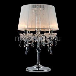Настольная лампа Eurosvet декоративная 2045/3T хром/белый