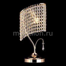 Настольная лампа Eurosvet декоративная 3122/1 золото Strotskis