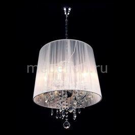 Подвесной светильник Eurosvet 2045/5 хром/белый