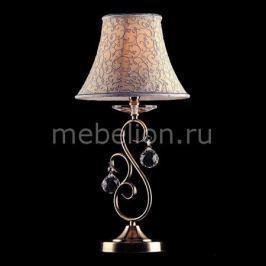 Настольная лампа декоративная Strotskis 3294/1T античная бронза Strotskis