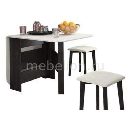 Стол обеденный Мебель Трия Т1 венге цаво/дуб белфорт