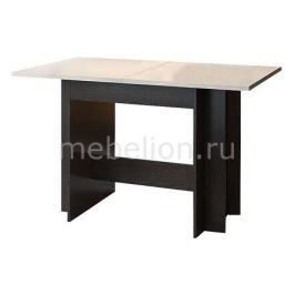 Стол обеденный Мебель Трия Кельн Т2 венге цаво/дуб белфорт