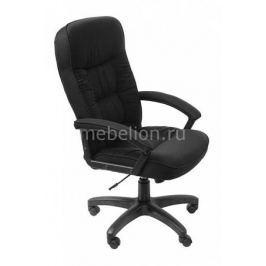 Кресло компьютерное Бюрократ Бюрократ T-9908AXSN-Black черный