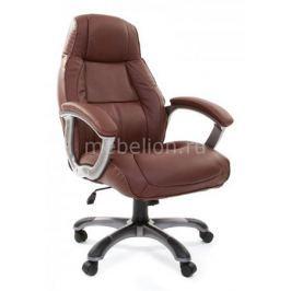 Кресло для руководителя Chairman Chairman 436 коричневый/серый, черный