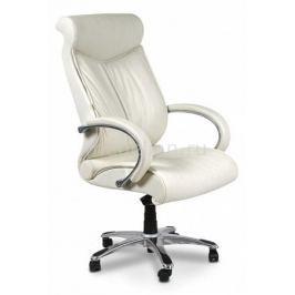 Кресло для руководителя Chairman Chairman 420 белый/хром, черный