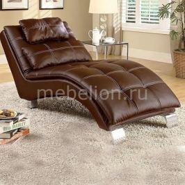 Кушетка Петроторг 1811BR коричневая