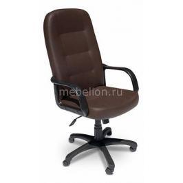 Кресло компьютерное Tetchair Devon коричневое