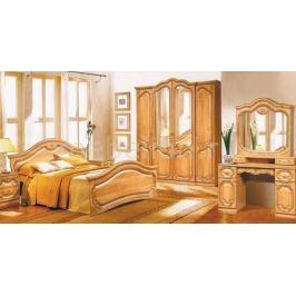 Гарнитур для спальни Мебель-Неман Орхидея ольха