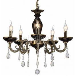 Подвесная люстра Arte Lamp Dubai A5335LM-5BA