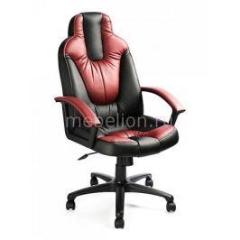Кресло компьютерное Tetchair Neo 2 черный/бордовый