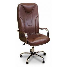 Кресло для руководителя Креслов Нэкст КВ-13-131112_KOSS11 шоколад