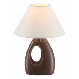 Настольная лампа декоративная Globo Sonja 21672