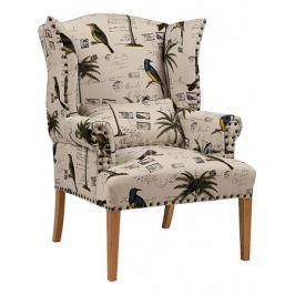Кресло DG-Home Quinn Tufted Armchair DG-F-ACH479