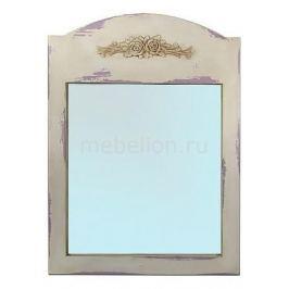 Зеркало настенное Акита (41.5х45 см) Прованс-AKI Z06
