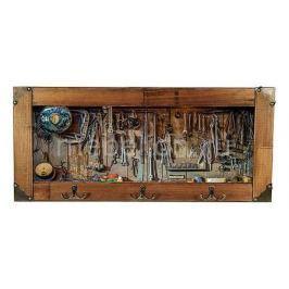 Настенная вешалка Акита (52х23 см) Инструменты 314-15