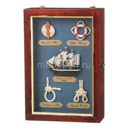 Ключница АРТИ-М (18х26 см) Морской узел 271-004