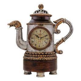 Настольные часы Петроторг (28х29.5 см) Чайник 1367