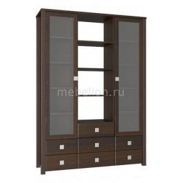 Шкаф комбинированный Компасс-мебель Изабель ИЗ-23
