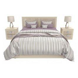 Кровать двуспальная Компасс-мебель Александрия АМ-13