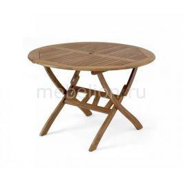 Стол для сада Brafab Стол обеденный Everton 10743 коричневый