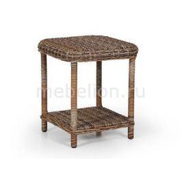Стол для сада Brafab Стол журнальный Catherine 5536-62 коричневый
