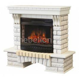 Электрокамин напольный Real Flame (120х43х117.5 см) Country 00010010405