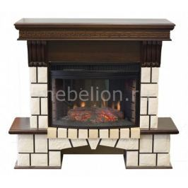 Электрокамин напольный Real Flame (120х44х107 см) Stone New 00010009989