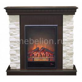 Электрокамин напольный Real Flame (108х400х101 см) Elford 00010011152
