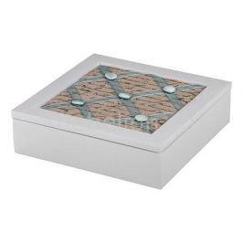 Шкатулка для украшений АРТИ-М (18х18х5 см) Прованс 200-258