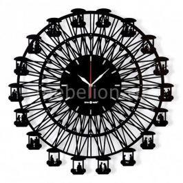 Настенные часы Silver Smith (62.4 см) BIG WHEEL 04006bk1