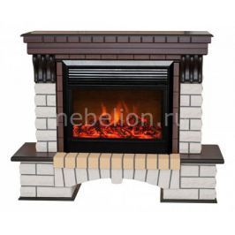 Электрокамин напольный Real Flame (137х41.5х106 см) Country 00010010726