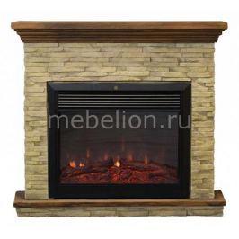 Электрокамин напольный Real Flame (112х36х103 см) Alton Castle 00000003816