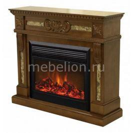 Электрокамин напольный Real Flame (120х35х103 см) Corsica 00010011394