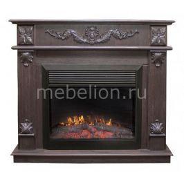 Электрокамин напольный Real Flame (116х33х98.5 см) Philadelphia 00010011837