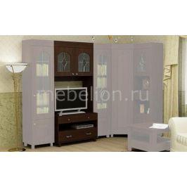 Стенка для гостиной Компасс-мебель Элизабет ЭМ-2