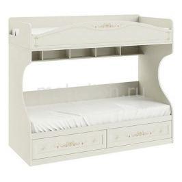 Кровать двухъярусная Мебель Трия Лючия ТД-235.11.01