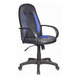 Кресло компьютерное Бюрократ Бюрократ CH-826/B+BL