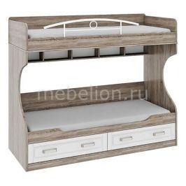 Кровать двухъярусная Мебель Трия Прованс ТД-223.11.01