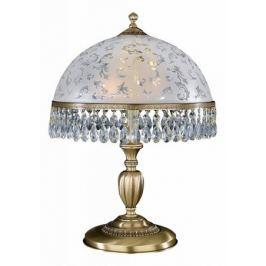 Настольная лампа декоративная Reccagni Angelo P 6200 M