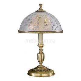 Настольная лампа декоративная Reccagni Angelo P 6202 M