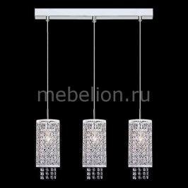 Подвесной светильник Eurosvet 1181/3 хром