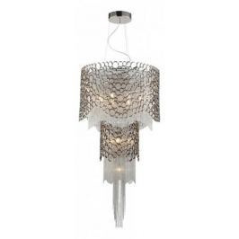 Подвесной светильник Crystal Lux HAUBERK SP-PL8+4