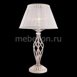 Настольная лампа декоративная Eurosvet 1002-01003 01002/1 белый с золотом