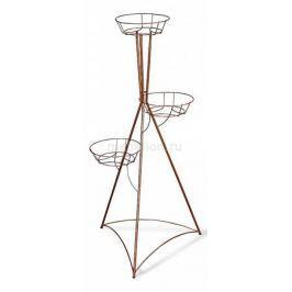 Подставка для цветов Sheffilton (106 см) Колонна трехгоршковая 832538