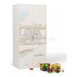 Шкаф платяной Advesta Bears