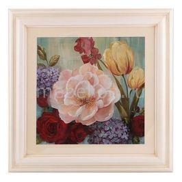 Панно АРТИ-М (73х73 см) Цветы 296-294