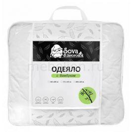 Одеяло евростандарт Сова и Жаворонок Бамбук СиЖ
