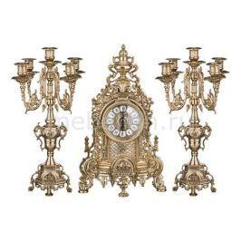 Настольные часы АРТИ-М Набор из часов и 2 подсвечников Art 333-097