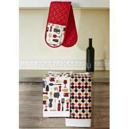 Прихватка Primavelle Полотенце с прихваткой Дизайн Ар-деко